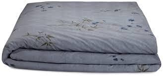 com calvin klein home bamboo flower full queen duvet cover hyacinth home kitchen