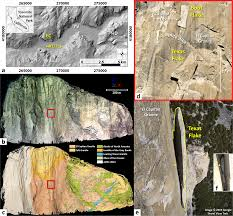Detection Of Rock Bridges By Infrared Thermal Imaging And