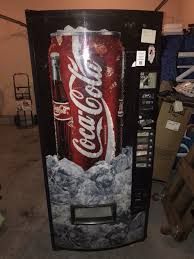 Coca Cola Vending Machine For Sale Cool Coca Cola Vending Machine For Sale In El Paso TX OfferUp