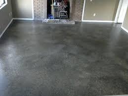 concrete basement floor how to paint concrete updated plus my secret cleaning tip floor paint colors