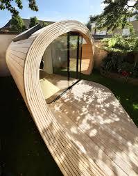 prefab office space. Backyard Home Office Prefab Space
