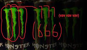 monster energy satanic. Beautiful Energy Monster Energy 666 With Monster Energy Satanic