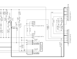 vs2000 avt 150h replacing tda7293 w pics schematics relevant part of avt150 schematic showing where 2 plugs go to each chip they are on the right hand side cn102 cn103 are 3 wire black connectors