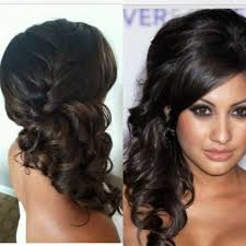 Wedding Hair Style Up Do braid curls love it what do yall think since its a 4692 by wearticles.com