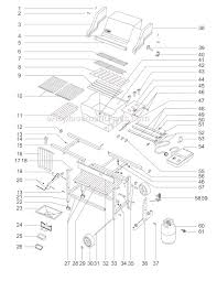 7 best weber genesis restoration images on pinterest grilling Traeger Grill Wiring Diagram weber 231001 parts list and diagram ereplacementparts com wiring diagram for traeger grill