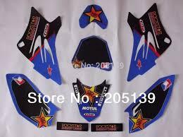 moto accessories. motocross motocicleta sportster ttr 50 3m emblems graphics kit decals sticker for yamaha motorcycle moto dirt moto accessories