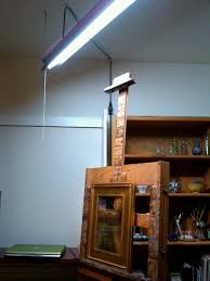 art studio lighting. creating art in small studios studio lighting b