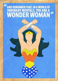 Wonder Woman Quotes Extraordinary Wonderwoman Poster By Procastinating On DeviantArt