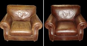 antique or distresses leather
