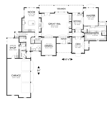 Farnsworth House Floor PlanFirst Floor Plan