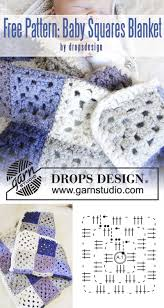 Drops Design Baby Blanket Best Crochet Baby Blankets For Beginners Best Crochet Diy