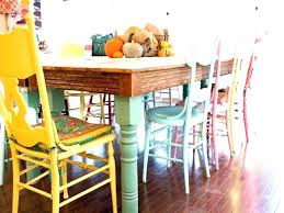 painted kitchen table ideas painted kitchen table and chairs kitchen table colorful kitchen table and chairs painted kitchen table