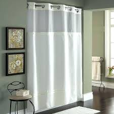 extra long white shower curtain heavy weight fabric shower curtains extra long waffle weave durable washable