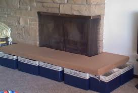 baby proof fireplace hearth tanner