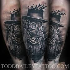 Plague Doctor Tattoo Buscar Con Google татушки татуировки