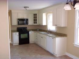 corner sink kitchen design. Phenomenal Efficient Shaped Kitchen Designs Extraordinary L Corner Sink Design U
