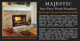 majestic see thru wood fireplace adams stove company wood stoves in western mass pellet stoves in massachusetts wood stoves pellet stoves in the