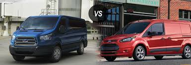 key differences between ford transit and ford transit connect