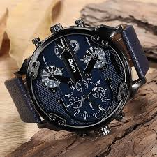 designer leather watches mens best watchess 2017 famous designer mens watches top brand luxury quartz watch oulm oulm fashion big face