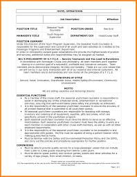 Subway Job Duties Resume Duties Resume Savebtsaco 17