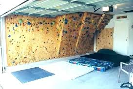 diy rock climbing wall outdoor have fun with the whole family when you build a home homemade freestanding