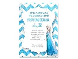 make your own frozen invitations frozen birthday invitation template ideal party design danielmelo info