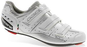 Gaerne Cycling Size Chart Details About Gaerne G Record Lady Womens Road Cycling Shoes White Eps Light Sole Rrp 135