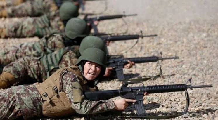 Kuwaiti women can now serve in the military in combat roles