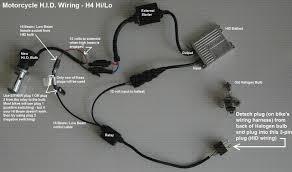 hid motorcycle wiring diagram