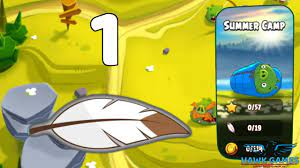 Angry Birds Dream Blast Level 459 - Walkthrough, No Boosters - YouTube