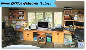 home office makeovers. Home Office Makeover Home Office Makeovers O