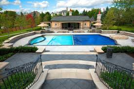 automatic pool covers for odd shaped pools. For Much Larger Pools, Such As This One, The Convenience Of Automatic Cover Pool Covers Odd Shaped Pools O