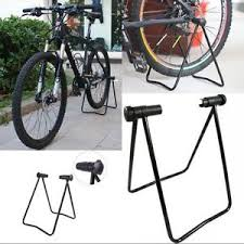 Bicycle Wheel Display Stand Folding Bike Wheel Hub Display Stand Floor Storage Rack Bicycle 34