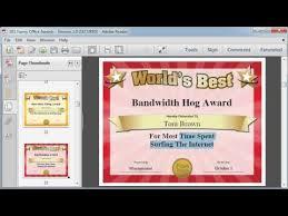 Office Award 101 Funny Office Awards Youtube