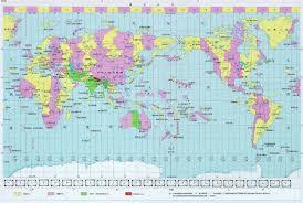 diagram album world map time zone clock within  roundtripticketme