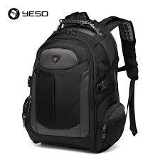 YESO Brand Laptop <b>Backpack</b> Men's Travel Bags 2018 ...