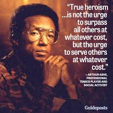 Arthur Ashe Quotes Best Arthur Ashe Quotes Instagram Quotes Mental Health Practice