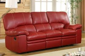 red sectional sofa with recliner furniture luxury red leather sectional sofa best