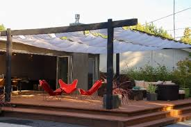 sail cloth patio covers regarding inspire your fabric patio cover44 patio