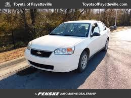 2007 Used Chevrolet Malibu 4dr Sedan LS w/1LS at Toyota of ...