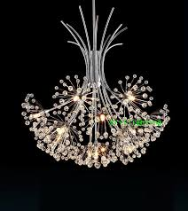 aliexpress dandelion chandelier caboche chandelier with regard to awesome house crystal chandelier companies ideas