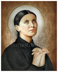 One of those lessons is how guardian angels can give people wise guidance for every aspect of their lives. St Gemma Galgani Art Print Catholic Patron Saint Of Etsy
