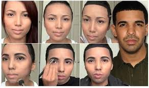 asian guy amazing transform with his makeup skill meet the fake drake ho