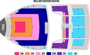 William Saroyan Theatre Fresno Seating Chart Ticketingbox Shen Yun 2020 Fresno Shen Yun Tickets