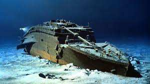 real underwater titanic pictures. Titanic Underwater Real Pictures N