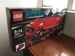 2.6k likes · 4 talking about this. New Lego Speed Champions 75913 F14 T Scuderia Ferrari Truck World Free Postage Ebay