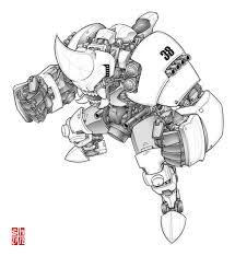 Rhino wanzer final by shun 008