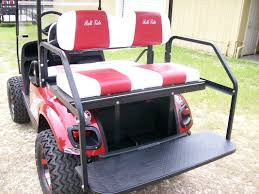 need golf cart seats check out this photo gallery of seat covers from our past and present see our for more details