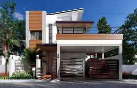 simple modern house. 50 IMAGES OF 15 TWO STOREY MODERN HOUSES WITH FLOOR PLANS And Simple Modern House