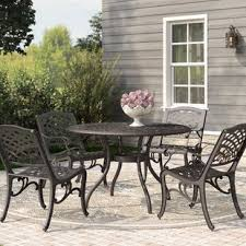 classic modern outdoor furniture design ideas grace. Albermarle 5 Piece Dining Set Classic Modern Outdoor Furniture Design Ideas Grace